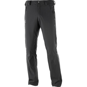 Salomon Wayfarer Straight LT Housut Miehet, black